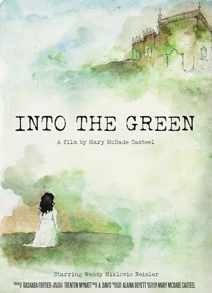 into the green poster