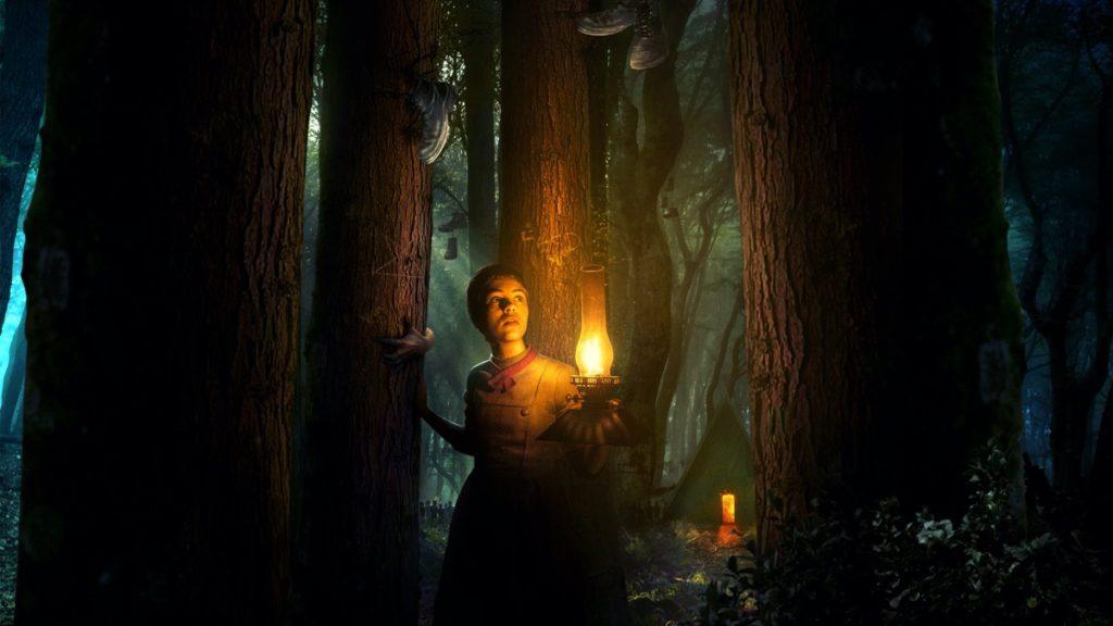 Sophia Lillis as Gretel in Gretel & Hansel