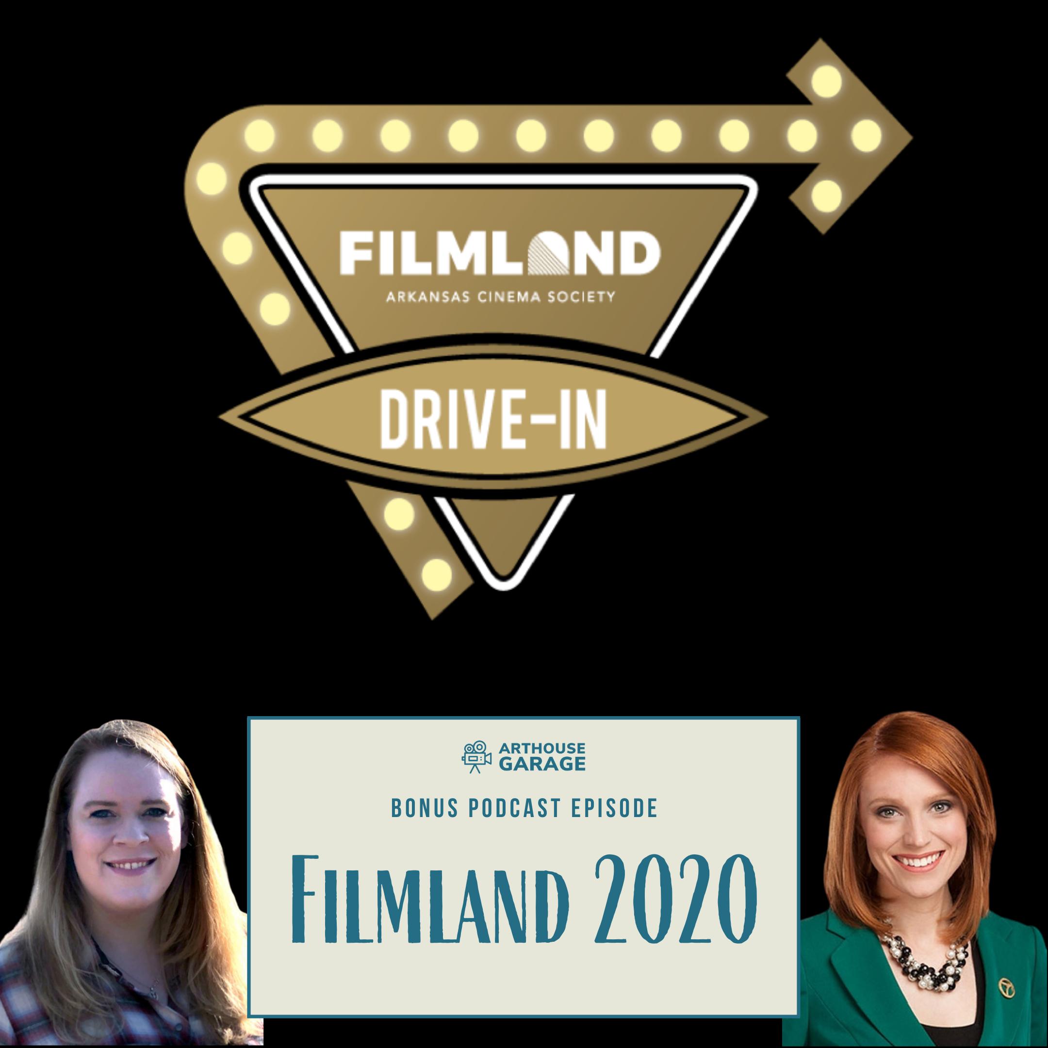 Bonus episode: FILMLAND 2020 Festival Preview