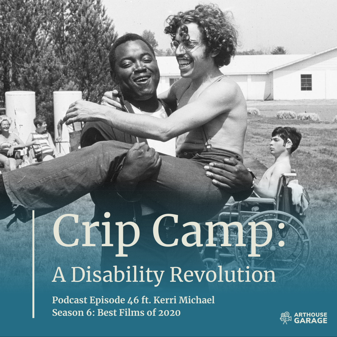 Podcast Transcript for Episode 46: Crip Camp