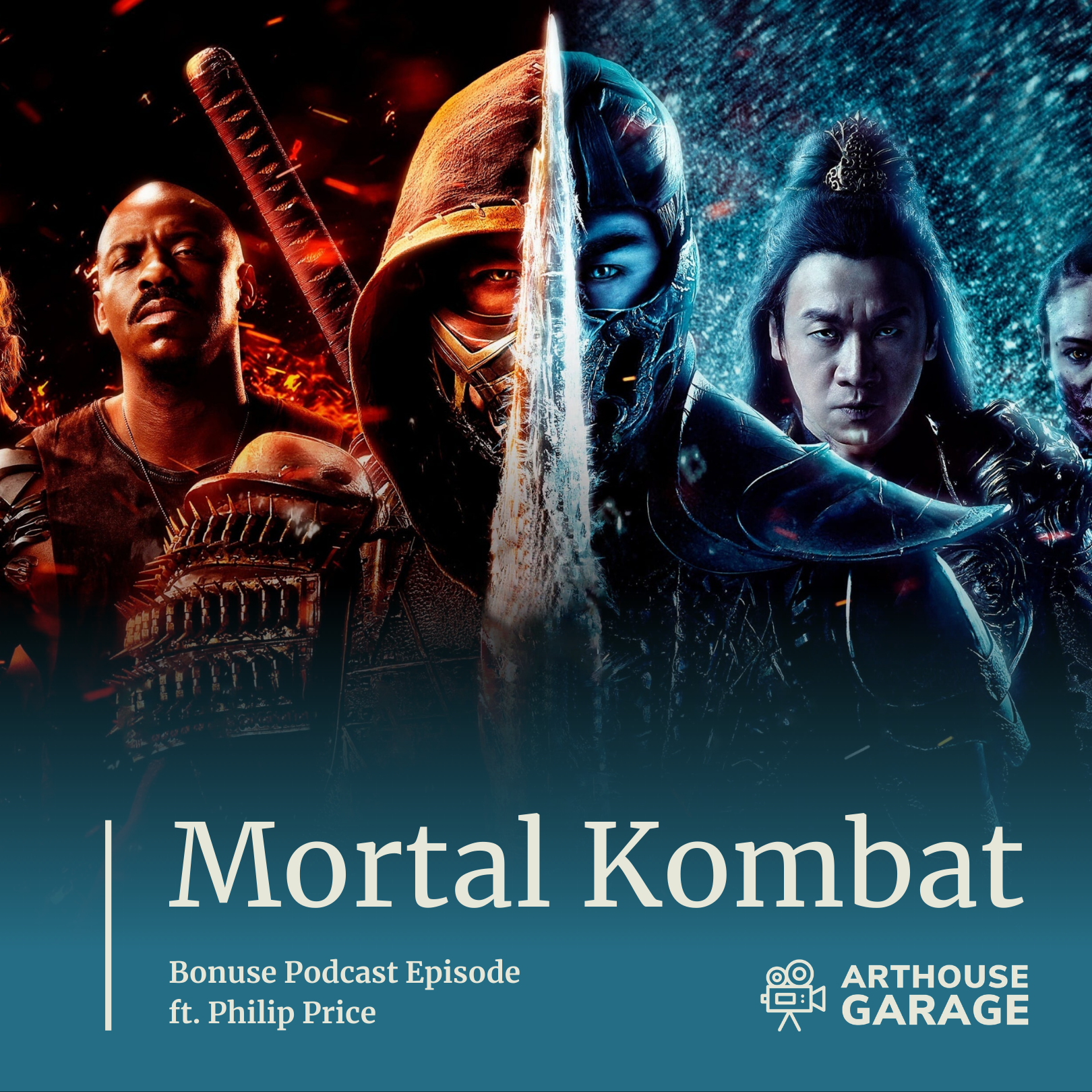 Podcast Transcript for Bonus Episode: Mortal Kombat